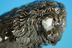 Staffordshire Ralph Wood Staffordshire Pearlware Medici Lion - 1747794