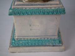 Staffordshire Staffordshire Pearlware Neptune Figure - 1747777