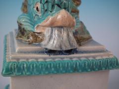 Staffordshire Staffordshire Pearlware Neptune Figure - 1747779