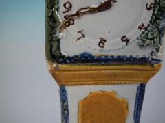 Staffordshire Staffordshire Prattware Long Case Clock Model - 1747836