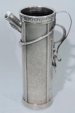 Standard Silver Company Golf Bag Cocktail Shaker Art Deco by George Berry - 124636