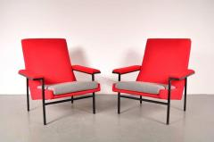 Steiner 1950s Pair of ARP Chairs for Steiner France - 821881