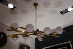Stilnovo A Ceiling Lamp by Stilnovo Italy 1950 - 409742