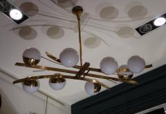 Stilnovo A Ceiling Lamp by Stilnovo Italy 1950 - 409744