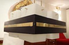 Stilnovo A Large Scaled Modernist Chandelier by Stilnovo - 256103