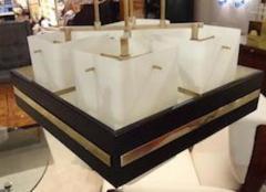 Stilnovo A Large Scaled Modernist Chandelier by Stilnovo - 256104