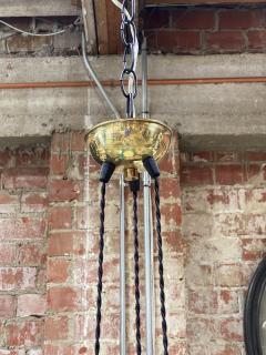 Stilnovo Mid Century Stilnovo Chandelier 1950 Italy - 2071818