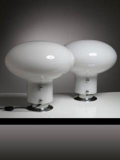 Stilnovo Pair of Leuk Table Lamps by Celli Tognon for Stilnovo - 1514360