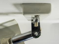 Stilnovo Pair of White Mod 2133 Adjustable Wall Lights - 909520