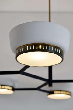 Stilnovo Rare Ceiling Light in Brass - 1312696
