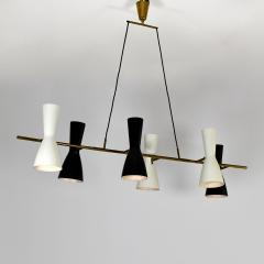 Stilnovo Rare hanging Light with six adjustable shades - 2023696