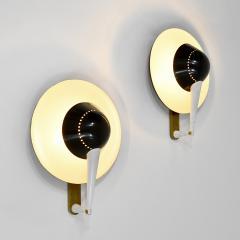 Stilnovo Rare pair of wall lights Model B 4917 - 2011210