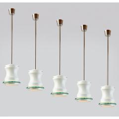 Stilnovo Set of Five Stilnovo Lanterns Italy 1960s - 1300125
