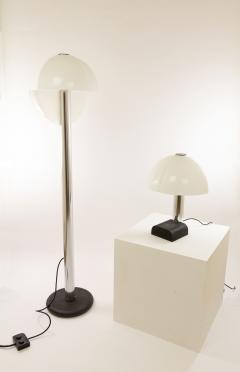 Stilnovo Spicchio floor lamp by Corrado and Danilo Aroldi for Stilnovo 1970s - 1826905