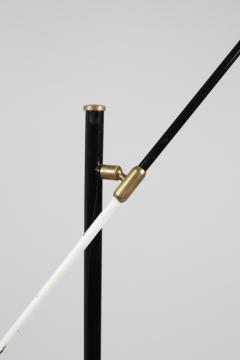 Stilnovo Stilnovo Black and White Floor Lamp - 454683
