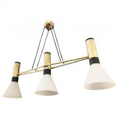 Stilnovo Stilnovo Chandelier Model 1173 - 1021156