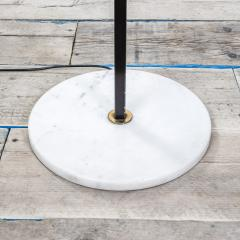 Stilnovo Stilnovo Floor Lamp with Diffusers in Opal Glass and Base in Marble - 2047747