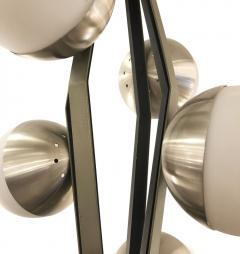 Stilnovo Stilnovo Pendant with Eight Globes - 1252728