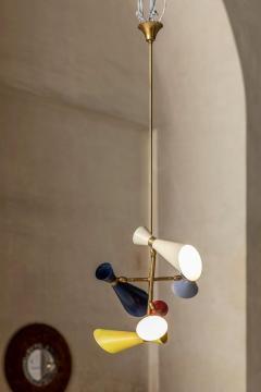 Stilnovo Stilnovo Pendant with Five Lights - 1845245