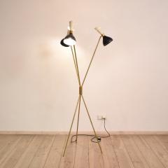 Stilnovo Stilnovo Style Brass Tripod Floor Lamp - 636653