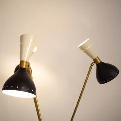 Stilnovo Stilnovo Style Brass Tripod Floor Lamp - 636655