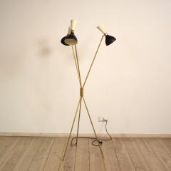 Stilnovo Stilnovo Style Brass Tripod Floor Lamp - 636657