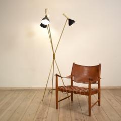 Stilnovo Stilnovo Style Brass Tripod Floor Lamp - 636659