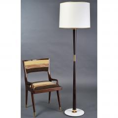 Stilnovo Stilnovo Tapered Wood Floor Lamp Italy 1950s - 1082826