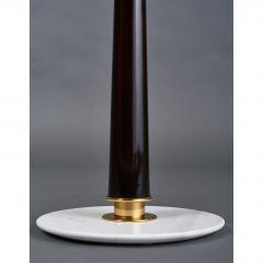 Stilnovo Stilnovo Tapered Wood Floor Lamp Italy 1950s - 1082904