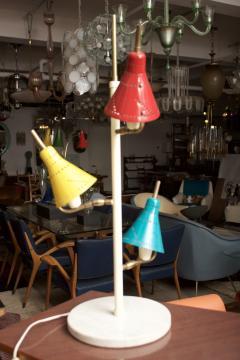 Stilnovo Stilnovo Three Arm Table Lamp Italy 1950 - 475764