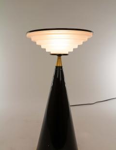 Stilnovo Ziggurat table lamp by Shigeaki Asahara for Stilnovo 1980s - 2033673