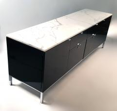 Stow Davis Furniture Co Florence Knoll Style Credenza with Matching File Cabinet by Giacomo Buzzitta - 1753410