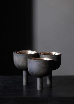 Studio Arno Declercq Bronze Triple Tray Signed Arno Declercq - 1400115