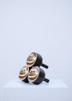 Studio Arno Declercq Bronze Triple Tray Signed Arno Declercq - 1400117