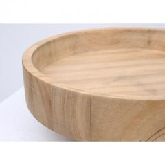 Studio Arno Declercq Double Slatted Tray Natural by Arno Declercq - 1720443