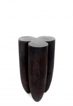 Studio Arno Declercq STUDIO ARNO DECLERCQ SENUFO TALL STOOL OR SIDE TABLE - 1166840