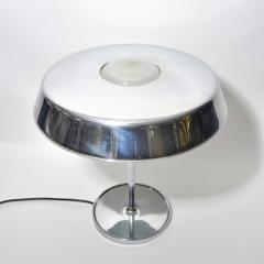 Studio BBPR 1960S CHROME METAL TABLE LAMP BY STUDIO BBPR - 1789785