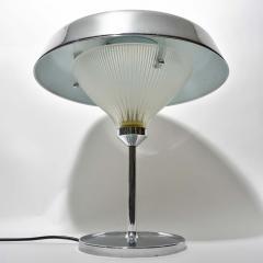 Studio BBPR 1960S CHROME METAL TABLE LAMP BY STUDIO BBPR - 1789786