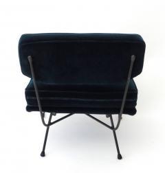 Studio BBPR BBPR Architects for Arflex Elletra Lounge Chair Italy 1953 - 659539