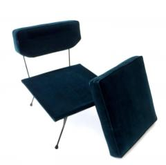 Studio BBPR BBPR Architects for Arflex Elletra Lounge Chair Italy 1953 - 659547