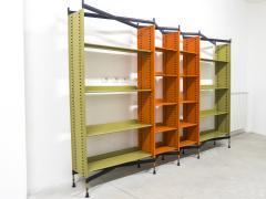 Studio BBPR Combinable Spazio Shelving System for Olivetti 1960s - 896298