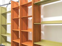 Studio BBPR Combinable Spazio Shelving System for Olivetti 1960s - 896301