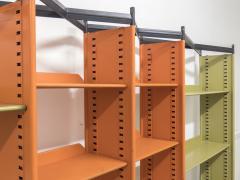 Studio BBPR Combinable Spazio Shelving System for Olivetti 1960s - 896302