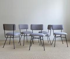 Studio BBPR Set of 5 BBPR Elettra dining chairs - 1972006