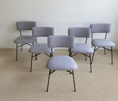 Studio BBPR Set of 5 BBPR Elettra dining chairs - 1972011