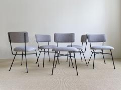 Studio BBPR Set of 5 BBPR Elettra dining chairs - 1972012