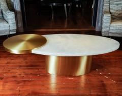 Studio Glustin Alabaster Coffee Table - 983421