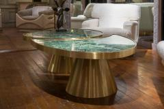 Studio Glustin Jadeite Stone coffee table - 977764