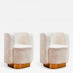 Studio Glustin Pair Of Armchairs by Studio Glustin - 1045092