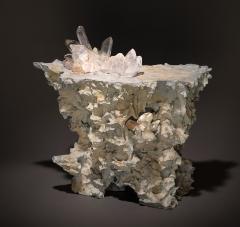 Studio Greytak Erosion Cast Bronze Luminaire - 2045714